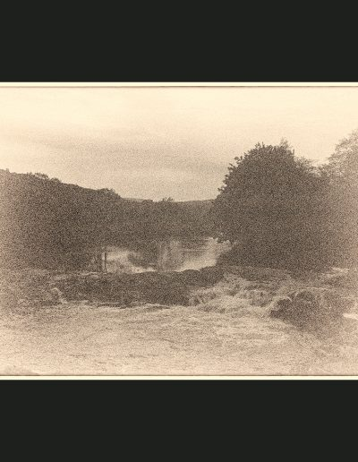 Title: Landscape #18 Material : Archival Giclee Edition: limited 10 Dimensions : 75cm X 48cm