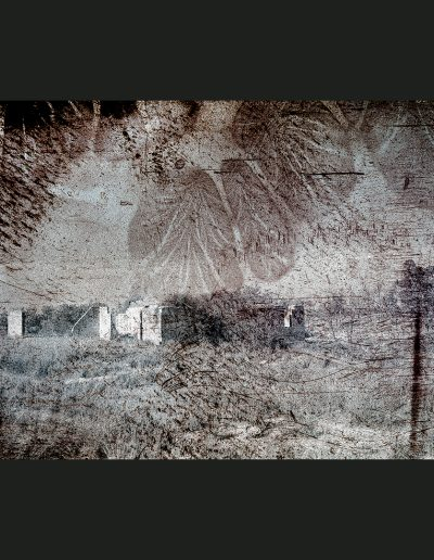 Title: Sulphur Mine - Beeri/Gaza #2 Material : Archival Giclee Edition: limited 10 Dimensions : 75cm X 48cm