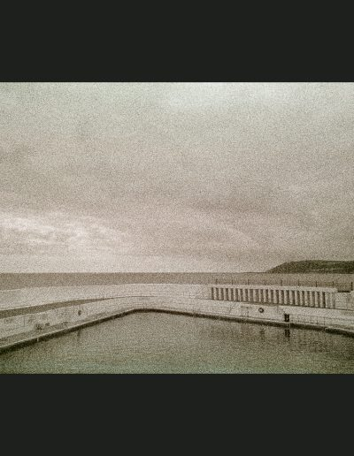 Title: NegFile1124_0029__Jubilee Pool Penzance _2020 Material : Archival Giclee Edition: limited 10 Dimensions : TBD